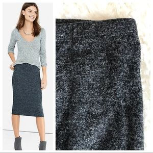 NWT - Express Jersey Knit Plush Pencil Skirt